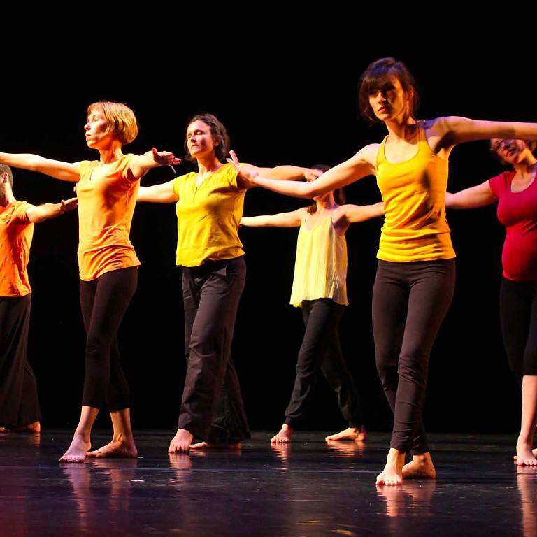 """Stage  """"Dansez Ensemble"""""""
