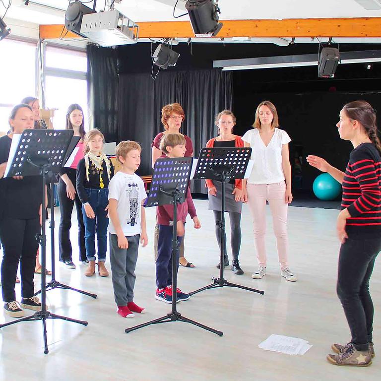 Chorale et conte musical
