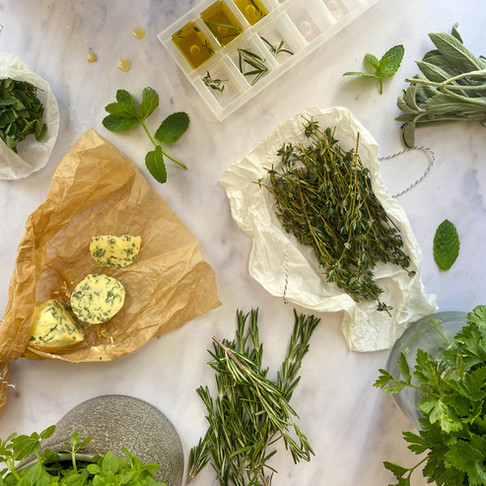 How to look after your Herbs