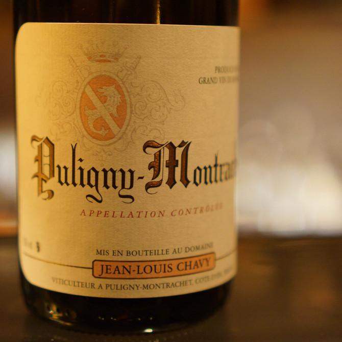 2014 Puligny Montrachet Jean Louis Chavy