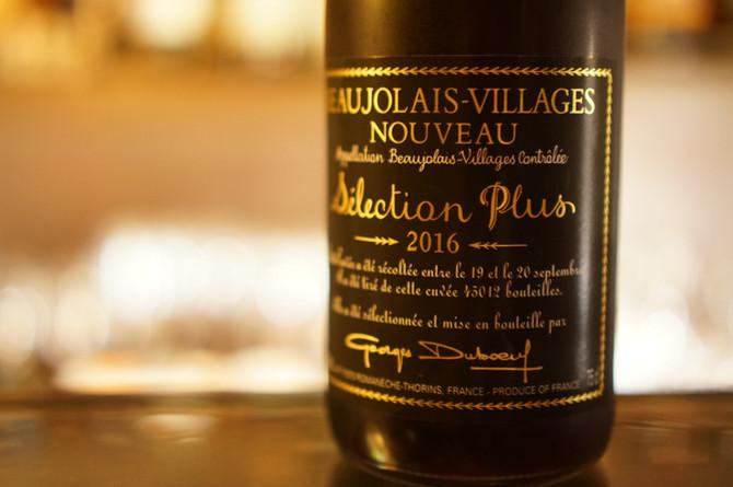 2016 Beaujolais Villages Nouveau Selection Plus Georges Duboeuf