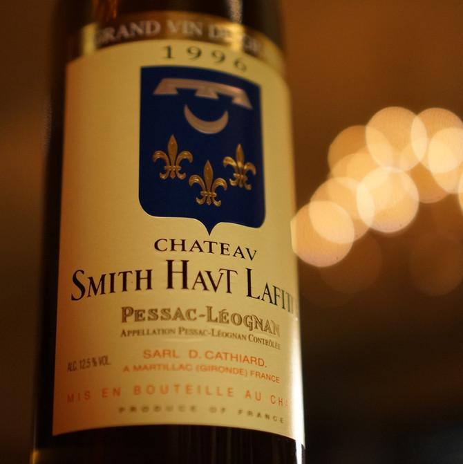 1996 Chateau Smith Haut Lafitte