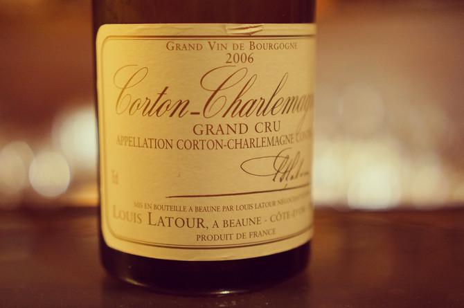 2006 Corton Charlemagne Dom.Louis Latour