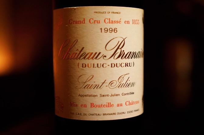 1996 Chateau Branaire Ducru