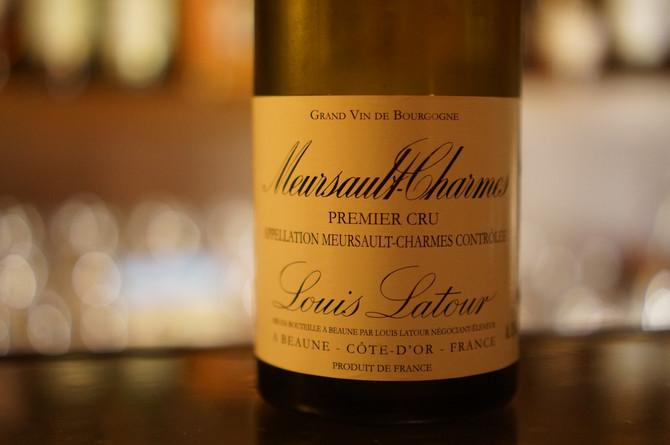 2007 Meursault 1er Cru Charmes Louis Latour