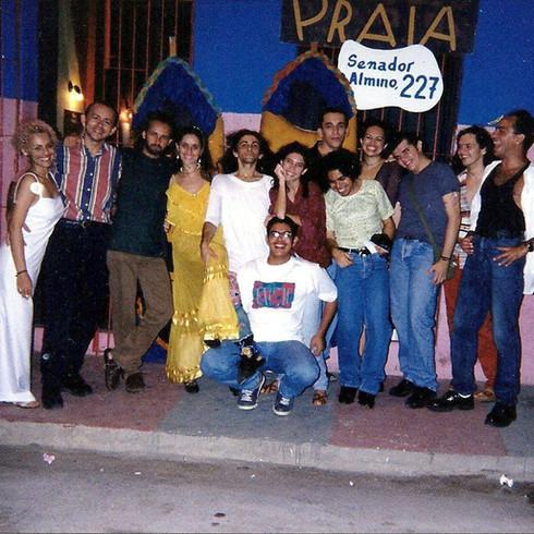 1997 - TDP - FESTA EU AMO TEATRO frente.