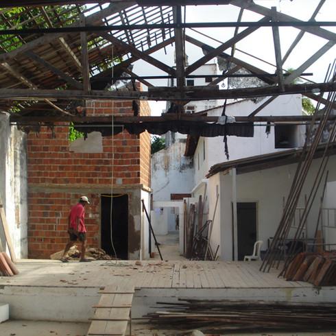 2009 - TDP - REFORMA DO PALCO