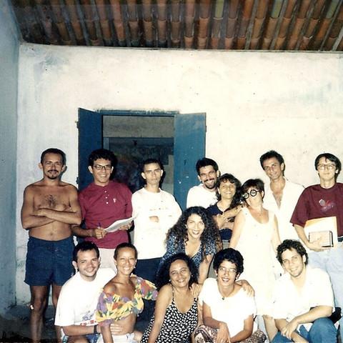 1995 - TDP - gravação ONDE ESTÁS CORAÇÃO