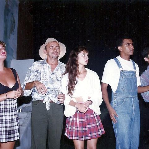 1995 - TDP - comédia AIDÁ 1