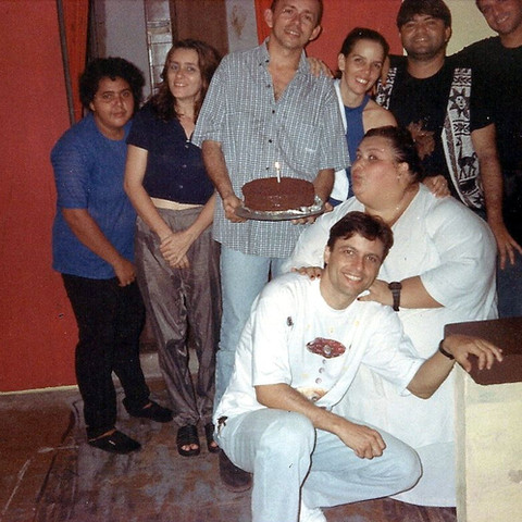1998 - TDP -ANIVERSÁRIO