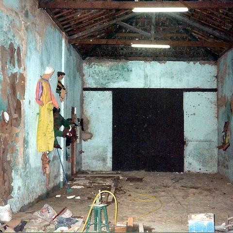 1994 - Reforma da plateia