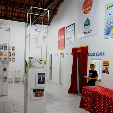 2011 - TDP  - BILHETERIA E SALÃO