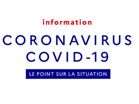 Covid-19 : Avant la reprise éventuelle du travail