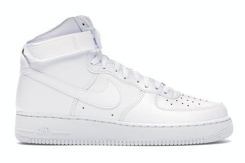 """Nike Air Force 1 Hi """"White"""" 2020"""