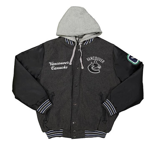 NHL Varsity Jacket -Vancouver Canucks