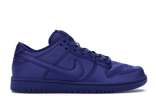 "Nike SB Dunks Low "" NBA Deep Royal Blue"""