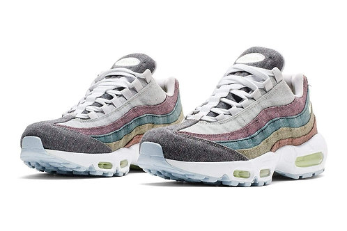 Nike Air Max 95's Recycled Canvas