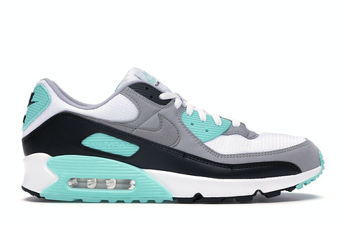 """Nike Air Max 90s Recraft """"Turquoise"""" 2020"""