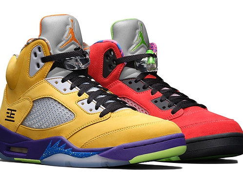 "Air Jordan 5's ""What The"""