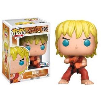 """Ken """"Street Fighter 193"""" Funko Pop"""
