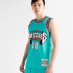 Vancouver Grizzlies Mitchell and Ness Bibby