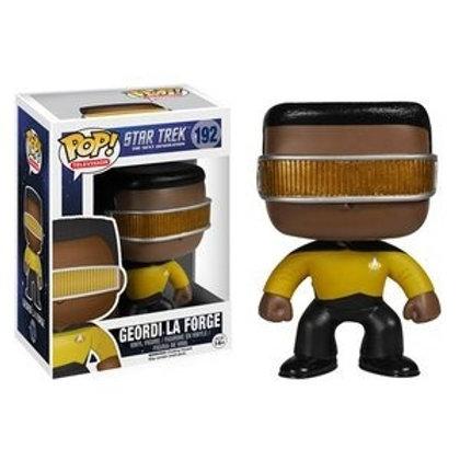 """Geordi La Forge """"Star Trek 192"""" Funko Pop"""