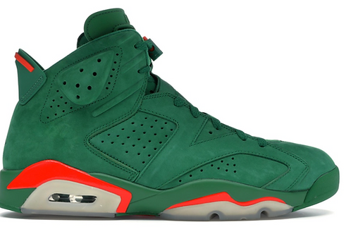 "Air Jordan 6s Retro ""Gatorade Green"""