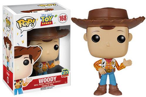 """Woody """"Toy Story168"""" Funko Pop"""