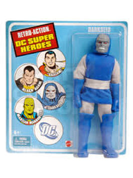 DC SUPER HEROES RETRO ACTION DARKSEID SUPER FRIENDS POWERS UNIVERSE DARKSIDE