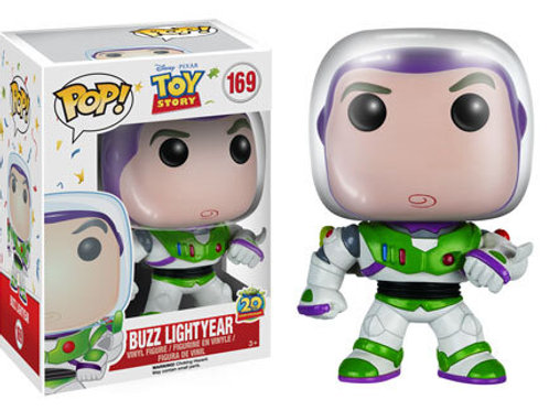 "Buzz Light Year ""Toy Story 169"" Funko Pop"