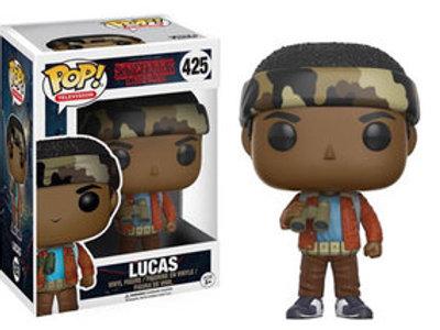 """Lucas """"Stranger Things 425"""" Funko Pop"""