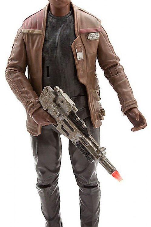 "Disney Store Star Wars Force Awakens Finn Talking Action Figure 13 1/2"""