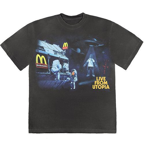 "Travis Scott X McDonald's ""Live From Utopia"""