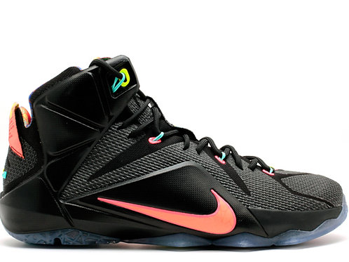 "Nike Lebron 12s ""Data"""