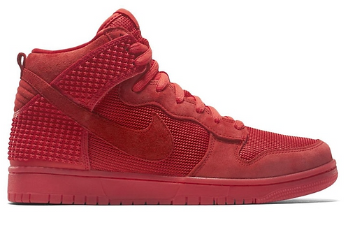 "Nike Dunks High ""Yeezy Red October"""