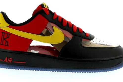 "Nike Air Force 1 Low ""Kyrie Irving"" Black & Red"