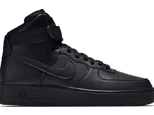 Nike Air Force 1 High Triple Black (2017)