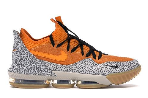 "Nike Lebron 16 Low ""Atmos Safari"""
