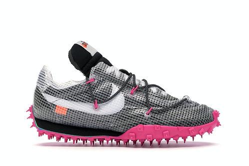"Nike ""Off-White"" Waffle Racer ""Black & Pink"""