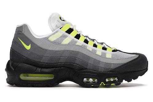 """Nike Air Max 95s OG """"Neon"""" 2020"""