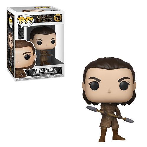 "Arya Stark ""Game of Thrones 79"" Funko Pop"