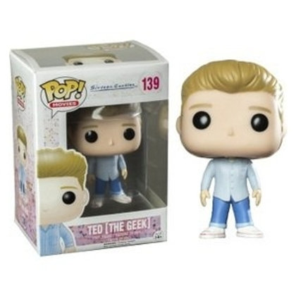 """Ted The Geek """"Sixteen Candles 139"""" Funko Pop"""