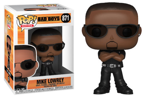 "Mike Lowrey ""Bad Boys 871""  Funko Pop"
