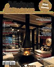 Décoratrice d'intérieur article dans la Presse spécialisée Design d'intérieur et décoration d'intérieur