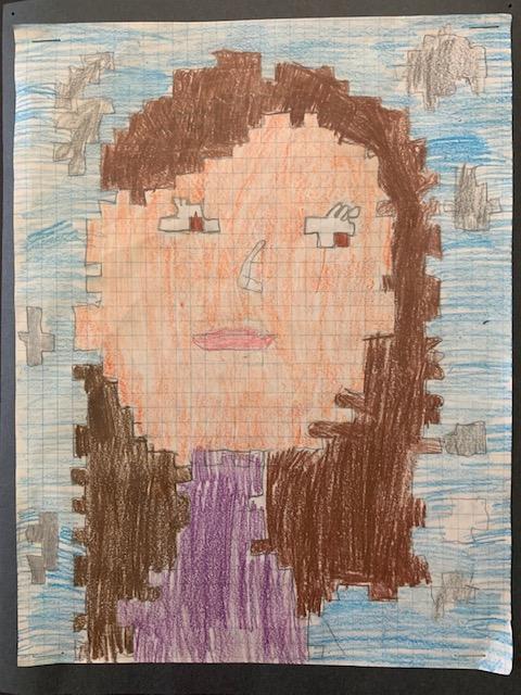 pixel portrait21