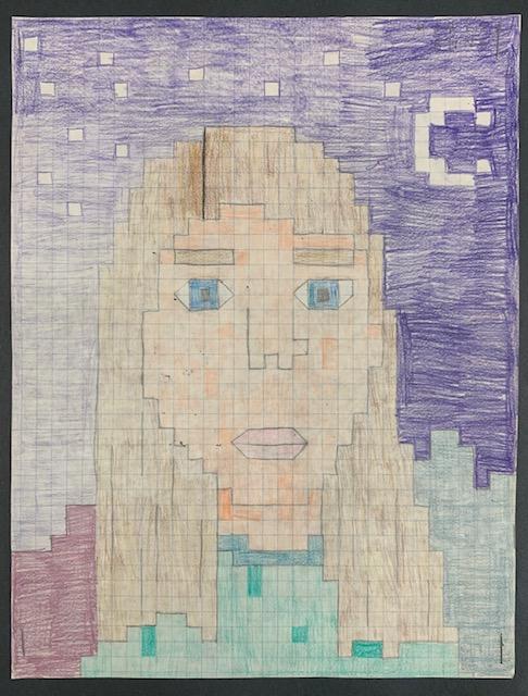 pixel portrait10
