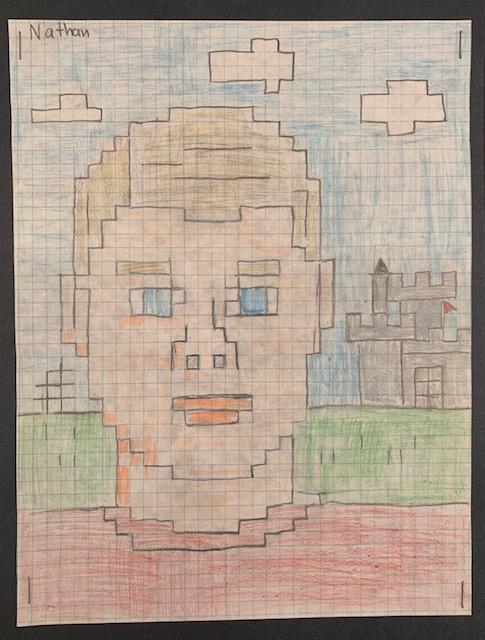 pixel portrait5