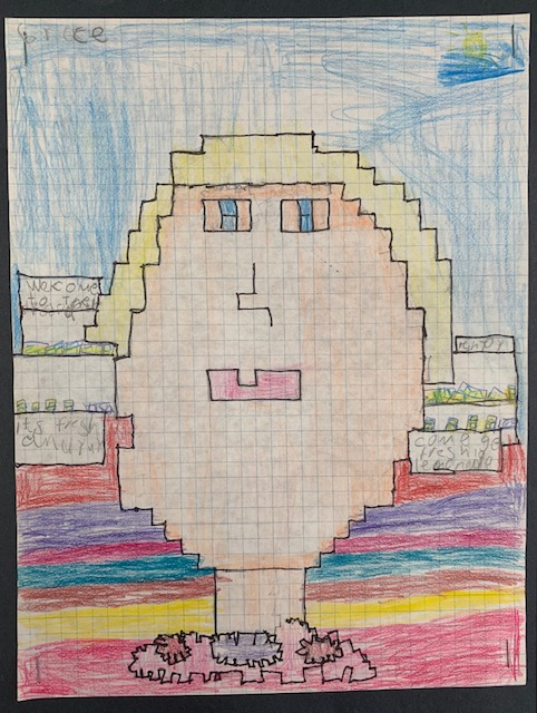 pixel portrait9
