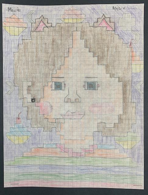 pixel portrait6