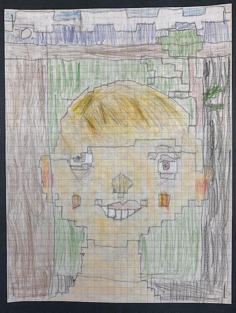pixel portrait8